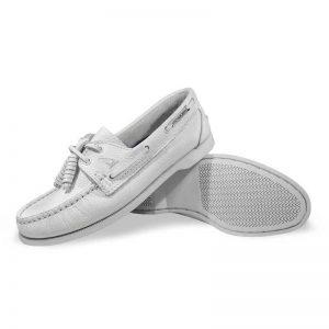 Zapato-Top-Sailer-Original-Estilo-Marinero-Color-Blanco