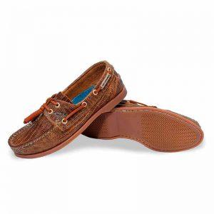 Zapato-Top-Sailer-Original-Estilo-Marinero-Color-Snake