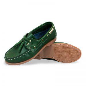 Zapato-Top-Sailer-Original-Estilo-Marinero-Color-Garden-Green
