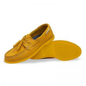Zapato-Top-Sailer-Original-Estilo-Marinero-Color-Yellow