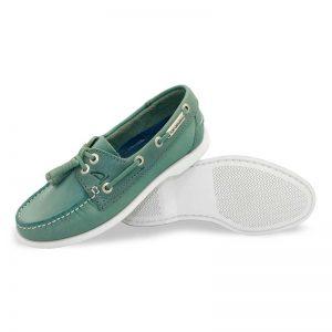 Zapato-Top-Sailer-Original-Estilo-Marinero-Color-Gray-Green